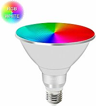 MENGS Wasserdicht E27 PAR38 LED RGBW Lampe mit