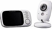 Mengshen Babyphone Mit 3,2 Zoll LCD Bildschirm