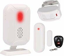 Mengshen Bewegungsmelder-Alarm-Kit, Home