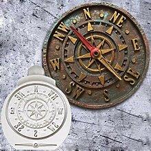 MENGYANG Antike Kompassform Silikonform Fondant