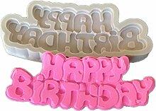 MENGYANG DIY Alles Gute Zum Geburtstag Form