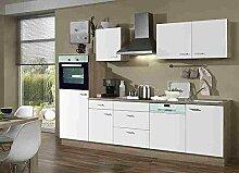 Menke Einbau Küchenzeile Küche Küchenblock 280
