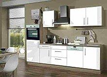 Menke Premium Einbau Küchenzeile Küche 280 cm