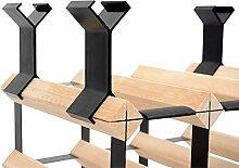 Mensolas Weinregal, Plastik, Assembly brackets,
