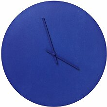 Menu 6066719 Wanduhr, Metall, blau, 5 x 30 x 30 cm