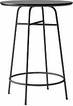 Menu - Afteroom Stehtisch H 92 cm, schwarz