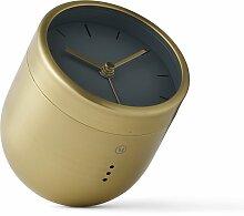 Menu Norm Tumbler Alarm Wecker Metallic (h) 9.7 X
