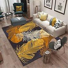 Meouy Rechteckige Hausmatte Raumbereich Teppich