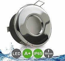 MERANO IP65 1er Set ultra flach LED 5W = 50W 230V