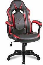 Merax Gaming Stuhl Bürostuhl Chefsessel Racing