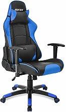 Merax Gaming Stuhl Racing Stuhl Schreibtischstuhl