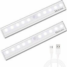 Mercase Schrankbeleuchtung LED Nachtlicht mit
