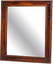 Mercers Furniture indischen Wandspiegel, Holz,