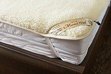 Merino Wool Unterbett wolle Matratzenauflage