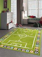 Merinos Kinderteppich Junge Kinderzimmer Teppich
