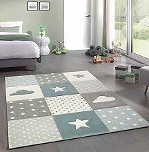 Merinos Kinderteppich Junge Teppich Kinderzimmer