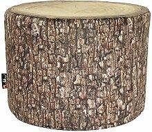 MeroWings 4260190317579 Forest Mini Tree Seat Hocker, Durchmesser 40 x 30 cm