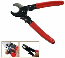 Merry Tools HK 6,5 cm, 35 mm ², CU, AL Cable Stripper Cutter Zangen, Crimpzangen 417306 Elektriker