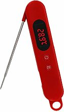 Merssavo 1x Lebensmittel-Thermometer, Digital