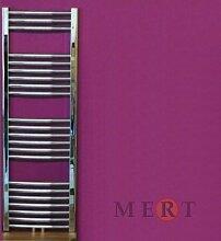 MERT Standard Badheizkörper chrom-gerade (Variante: Breite:400 Höhe:1600)