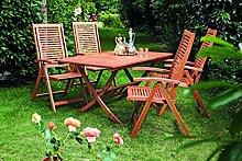 MERXX Gartenmöbel Gartensitzgruppe Cordoba