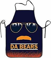 Mesllings Da Bears Chicago Windy City Schnurrbart