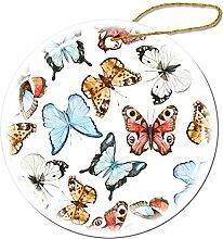 Mesllings verschiedene Schmetterlinge Ornamente -