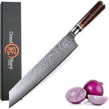 Messer Damaskus Chefmesser 9,5 Zoll Japanische