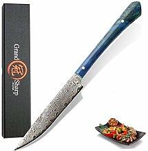 Messer Damaskus Küchenmesser VG10 japanischen