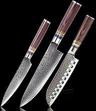 Messer Küchenmesser Set 3 Stück