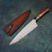 Messer Professionelle Kochmesser von Handmade VG10