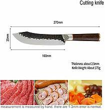 Messer set 3 stücke handgemacht geschmiedet koch