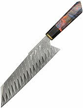 Messer set Damaskus-Stahl Santoku-Messer