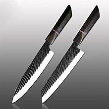 Messer Set für Köche Küchenmesser Set 440c