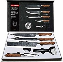 Messer set Küchenchef Messer Messer Set Edelstahl