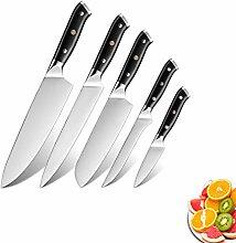Messer set Küchenmesser Set Super Deutsch Stahl