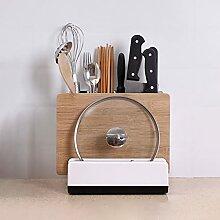 messerblock Besteck Küche Universal Messer Block