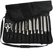 Messertasche für 12 Messer