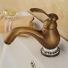 Messing Bad Wasserhahn Bad Becken Wasserhahn