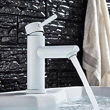 Messing Bad Wasserhahn heißes und kaltes Wasser