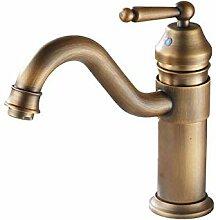 Messing Chrom Küche Waschbecken Wasserhahn Stil