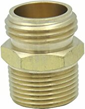 "Messing Fittings 3/4"" MHT x 3/4"" MIP (NPT"