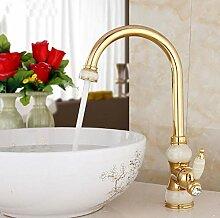 Messing Marmor Küchenarmatur/Waschbecken