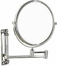 Messing Teleskop Spiegel/Kosmetikspiegel/An der