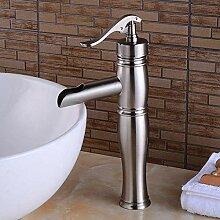 Messing verchromt Küchenarmatur Badezimmer