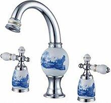 Messing Wandarmatur Chrom Messing Wasserhahn 2