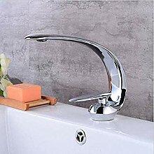 Messing Waschbecken Wasserhahn Moderne Bad