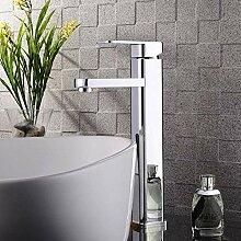 Messing Waschbecken Wasserhahn Vanity Vessel Bad