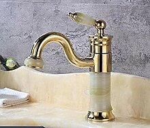 Messing Waschbecken Wasserhahn Wasserhahn Küche