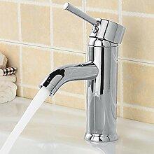 Messing Wasserhahn Waschbecken Wasserhahn Mit